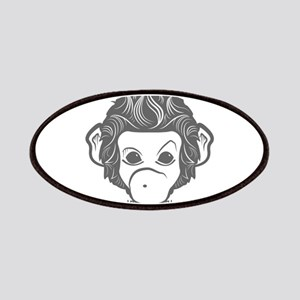 identica monkey by asyrum design Patch
