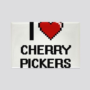 I love Cherry Pickers Digitial Design Magnets