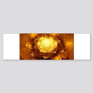 Golden Art Bumper Sticker