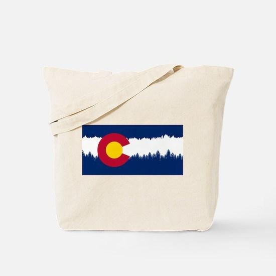 Cute Aspen Tote Bag