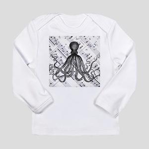 vintage nautical steampunk oct Long Sleeve T-Shirt