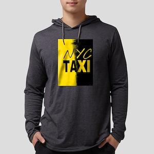 NYC TAXI Long Sleeve T-Shirt