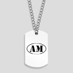 Army Mom (Oval) Dog Tags