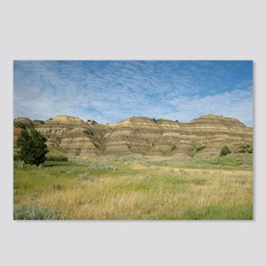 The Badlands Postcards (Package of 8)