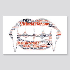 Next Generation Words Sticker