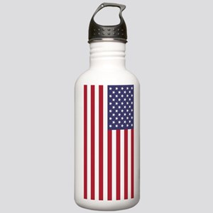 USA flag - Authentic h Stainless Water Bottle 1.0L