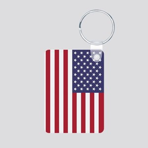 USA flag - Authentic high quality versio Keychains