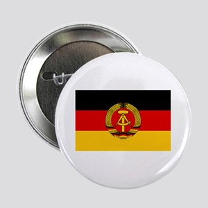 Flag of East Germany Button