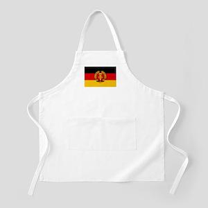 Flag of East Germany BBQ Apron