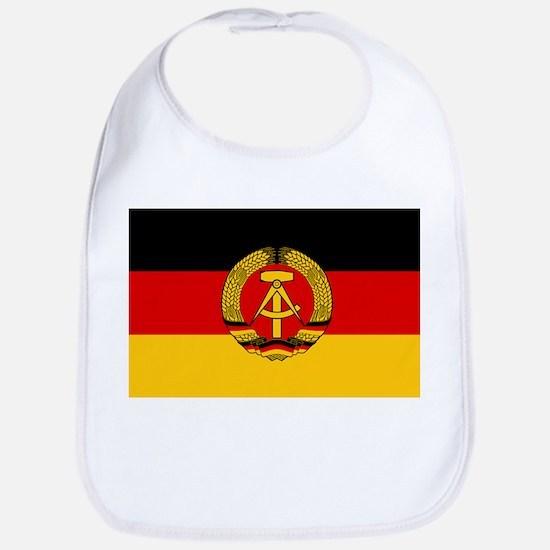 Flag of East Germany Bib