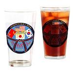 hapchidalogo-1 Drinking Glass