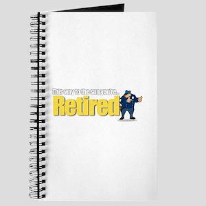'Retirement Highway 3 :-)' Journal