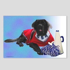 Cheerleader Postcards (Package of 8)