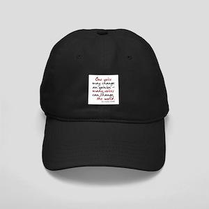 One Voice Black Cap