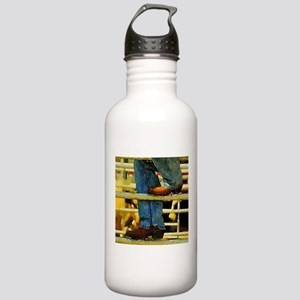 western country rodeo Stainless Water Bottle 1.0L