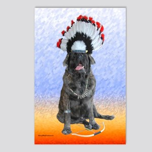 Chief Postcards (Package of 8)