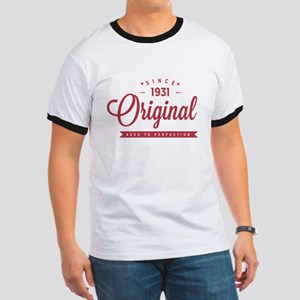 Since 1931 Original Aged To Perfection T-Shirt