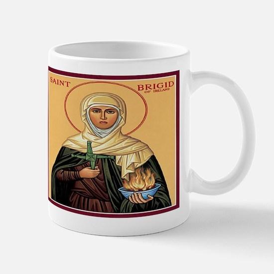 St. Brigid of Ireland Mug
