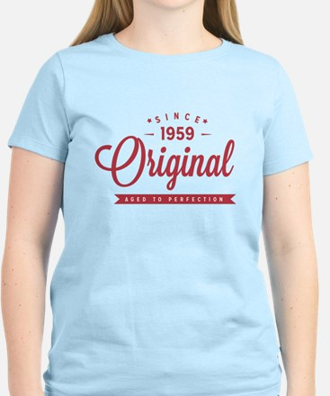 Since 1959 Original Aged To Perfection T-Shirt