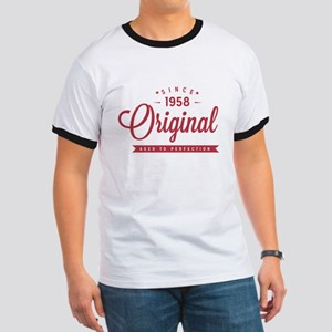 Since 1958 Original Aged To Perfection T-Shirt