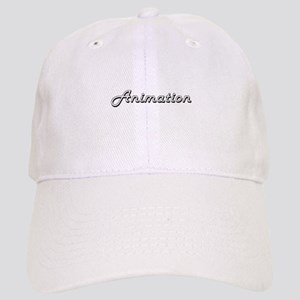 Animation Classic Retro Design Cap