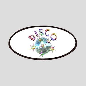 Shiny Disco Ball Patch