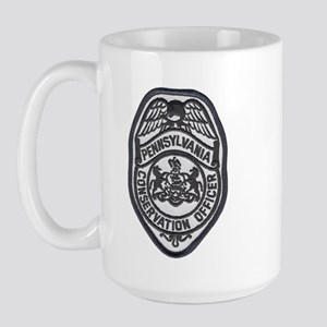 Pennsylvania Game Warden Large Mug
