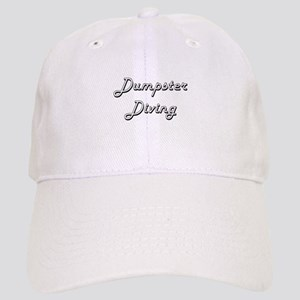 Dumpster Diving Classic Retro Design Cap