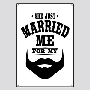 Married Beard Banner