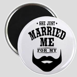 Married Beard Magnet