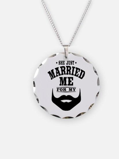 Married Beard Necklace