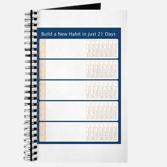 New Habits Journal