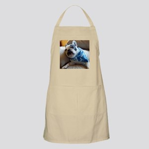 French Bulldog Pied Apron