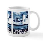 Port Of Philadelphia Mug