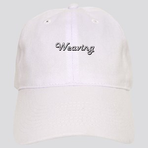 Weaving Classic Retro Design Cap