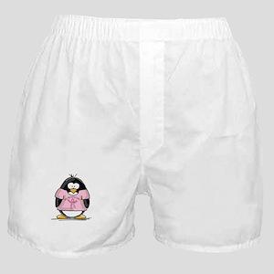 BC Surivor Penguin Boxer Shorts