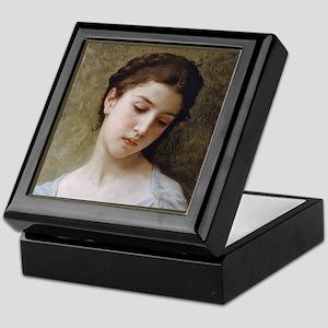 Young Girl Keepsake Box