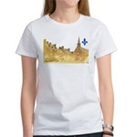 Inside Old Quebec with Lys Women's T-Shirt