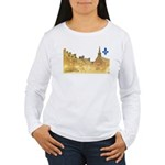 Inside Old Quebec with Lys Women's Long Sleeve T-S