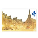 Inside Old Quebec with Lys Postcards (Package of 8