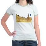 Inside Old Quebec with Lys Jr. Ringer T-Shirt