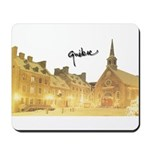 Inside Old Quebec with Signat Mousepad