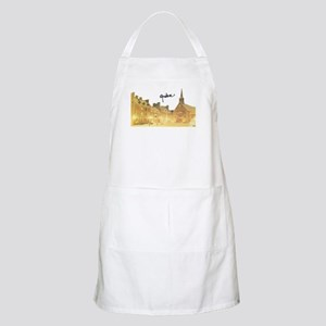 Inside Old Quebec with Signat BBQ Apron