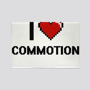I love Commotion Digitial Design Magnets