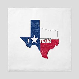 Texas Queen Duvet