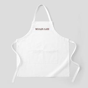 Molon Labe BBQ Apron