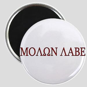 Molon Labe Magnet