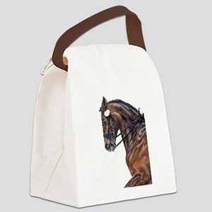 Dressage Canvas Lunch Bag