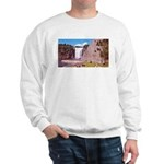 Montmorency Falls Quebec City Sweatshirt