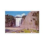 Montmorency Falls Quebec City Rectangle Magnet (10